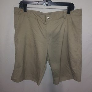 Fila Golf Tan Mens Shorts Sz 36